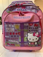 Hello Kitty Pink and Purple Backpack