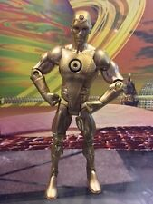 DC Universe Classics  GOLD Metal men Series 14   Ships free in 24 hours