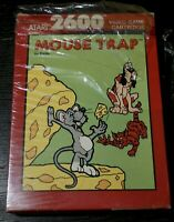 Mouse Trap (Atari 2600, 1982) Complete In Box CIB
