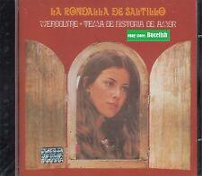 La Rondalla de Saltillo Wendolyne Tema de Historia de Amor CD New Nuevo sealed