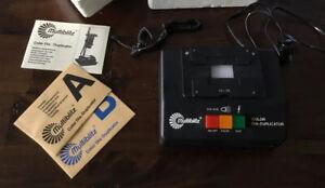 Color Dia Duplicator Multiblitz Diaduplikator Diavergrößerer Zubehör Vintage