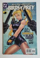 Birds of Prey #56 1st Appearance of Savant DC Comic 2003