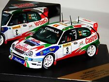 TOYOTA COROLLA WRC #3 SAINZ MONTE CARLO 1999  SKID SKC99027 1/43