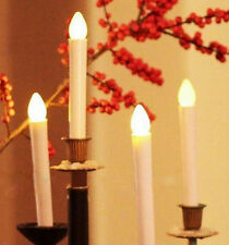 Flameless Newly Flickering Long Tealights Battery Tea Light Fashion Candles LED