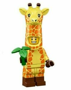 The LEGO Movie - #4 GIRAFFE GUY - Collectible Minifigures Series 2- OZ