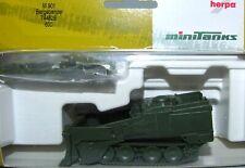 Roco 744829 Minitank M901 Bergepanzer mit Räumschild US H0 1:87