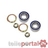 2x Radlagersatz für OPEL Vivaro für RENAULT Trafic II Vorne Vorderachse