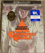 New listing A Clockwork Orange 4K Steelbook