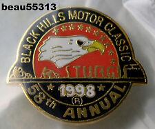 """VERY RARE"" STURGIS CHAMBER SOUTH DAKOTA 58th ANNUAL 1998 RALLY VEST PIN"