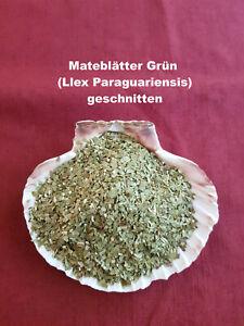 10g Mateblätter Mate Llex Paraguariensis Matetee Erva Yerba Meta Tee