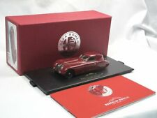 Brooklin Models AR 01 1938 Alfa Romeo 8C 2900B Le Mans Speciale red metal 1:43