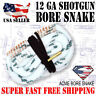 12 GA Shotgun Boresnake Gun Cleaner Bore Snake Cleaning Kit - Quality