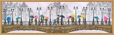 Counted Cross Stitch Kit NOVA SLOBODA - Bright rain