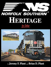 Norfolk Southern Heritage In Color / Railroad