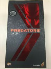 Hot Toys MMS 162 Predators Classic Predator 14 inch Figure (Special Version) NEW