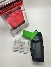 "Safariland® 6287-56-61 SLS Belt Concealed RH Black Duty Holster, 1911 5"" w/ RAIL"