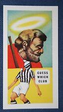ST. MIRREN    The Saints  Original 1950's Vintage Colour  Card