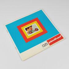 Plasticant Katalog - alte Broschüre - Produktübersicht - Übersicht - Prospekt