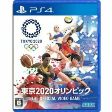 Olympic Games Tokyo 2020: The Official Video Game (Sony PlayStation 4, 2019,...