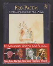PRO PACEM textes art & musiques pour la paix livre CD