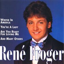 RENE FROGER - WINTER IN AMERICA (Doug Ashdown) TOP 40 golden record amsterdam
