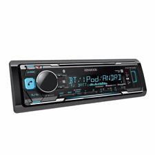 Kenwood KMM-BT318U 1-DIN Car Stereo In-Dash Digital Media Receiver w/ Bluetooth