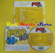 CD POP 101 'ESTATE '90 2 compilation OASIS HANSON BOYZONE FABI no lp mc dvd(C14)