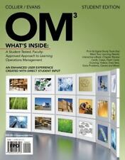 Om 3 by James Evans and David Alan Collier (2011, Paperback / Mixed Media)