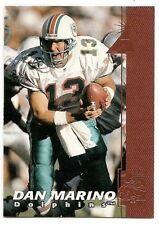 1997 PINNACLE REMBRANDT Dan Marino #4