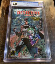Detective Comics 1000 CGC 9.8⭐️1st Appearance Of Arkham Knight⭐️Jim Lee⭐️