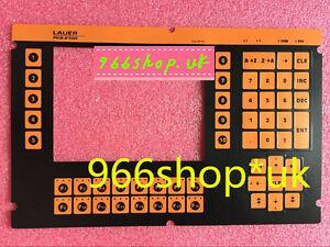 1X For  LAUER/raul PCS9100 PCS 9100 Membrane Keypad
