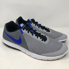 Nike Flex Experience Rn 5 Running Shoes 13 Mens Blue Gray Grey Sneakers Athletic