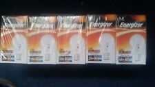10 X Energizer 150 WATT GLS ECO Halogen Dimmable Bulb LIGHT BULBS IN WARM WHITE