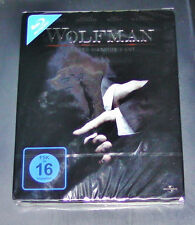 WOLFMAN EXTENDED DIRECTOR´S CUT STEELBOOK EDITION BLU RAY NEU & OVP