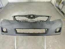 Front Bumper Cover For 2010-2011 Toyota Camry LE/XLE USA Built Primed Plastic