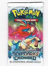 POKEMON BLACK & WHITE BOUNDARIES CROSSED BOOSTER PACK