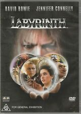 Labyrinth DVD David Bowie