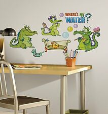 Roommates Where's My Water TV Show Peel & Stick Wall Decals