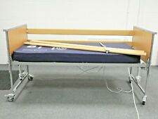 Invacare Medley Ergo Electric Profiling Nursing Bed + Mattress 2018 Model