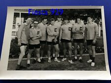 Military Interest Gloucestershire Regiment Soldiers Cycling Team Photograph