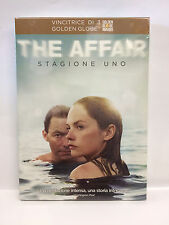THE AFFAIR stagione uno - COFANETTO 4 DVD