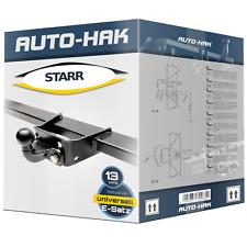 7polig AHK neu Für Opel Vivaro 10.2006-05.2014 AUTO HAK Anhängerkupplung starr