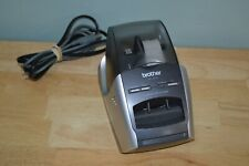 Brother QL-570 Thermal Label Printer with Power Supply