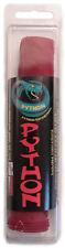 Python Maroon Rubber Racquetball Grip