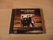 CD Bruce Hornsby and the Range - The way it is - 1986