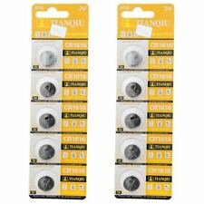 Useful 5PCS CR1616 3V Coin Button Batteries Cell Battery For Watch Toys Remote