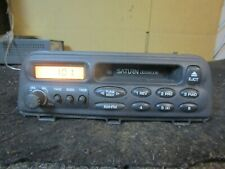 96 97 98 99 00 Saturn SL SC SW Radio Cassette Player Head unit OEM 21022997