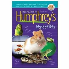 Humphrey's World of Pets by Birney, Betty G.