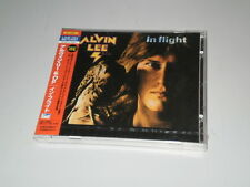 THE ALVIN LEE BAND -  IN FLIGHT - JAPAN CD W/OBI 2002 -  NEW! SEALED! - IMPERIAL