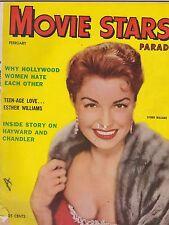 FEB 1954 MOVIE STARS PARADE vintage movie magazine ESTHER WILLIAMS